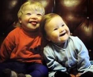 В Украине открылся первый Центр раннего развития для детей с синдромом Дауна