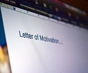 Мотивационное письмо как удачная