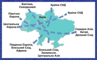 Азія північна європа середня азія