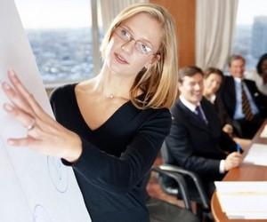 Бизнес-школы не так уж недоступны для женщин