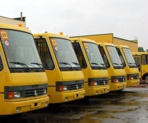 В ближайшие два года мы закроем проблему школьного автобуса, - Азаров