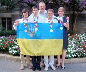 Украина вошла в десятку лучших на Всемирной олимпиаде по химии