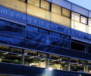 MCI - Management Center Innsbruck (Австрия)