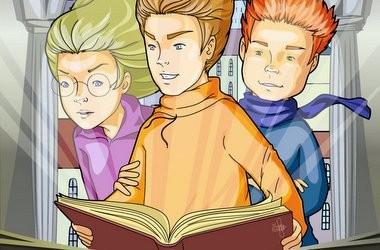 Конкурс детского чтения «Книгомания-2014»