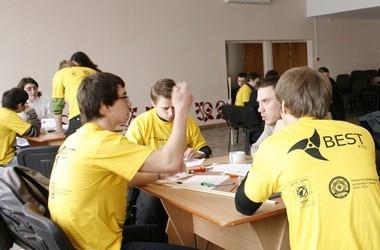 Европеские инженерные соревнования вновь в КПИ