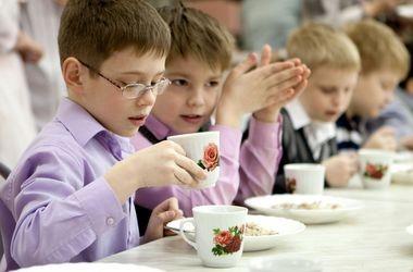 МОН обеспокоено питанием детей-чернобыльцев