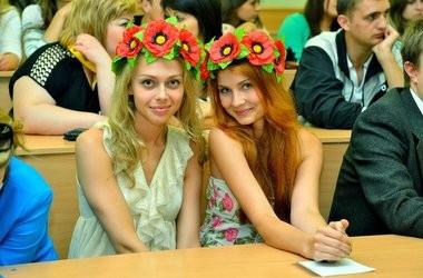 День юмора в Университете «Украина»!