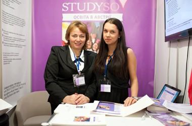 Обучение в Австрии: STUDYSO на международной выставке