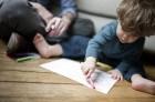 Обучение детей рисованию геометрических фигур