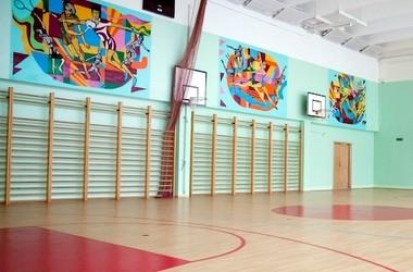 МОН разработает программу «Школьный спортивный зал»