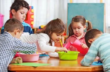 Штатные нормативы детсадов изменены