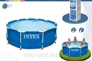 Бассейн Intex в интернет магазине intex-best.com.ua