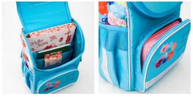 e56364f8173f Не стоит покупать рюкзак «на вырост» - в таком случае его будет неудобно  носить и вес тех же самых учебников будет казаться больше, нежели он был бы  на ...