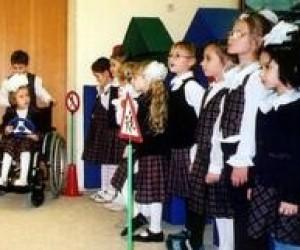 В пяти школах Киева внедряют инклюзивное обучение