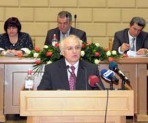 Трудовой коллектив Львовского университета поддержал Ивана Вакарчука