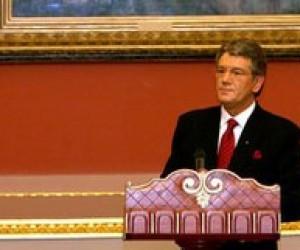 Ющенко поддержал студентов, требующих отставки Табачника