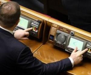 Оппозиция провалила попытку отправить Табачника в отставку