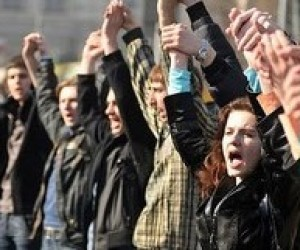 Линия раскола: министр образования vs львовские студенты