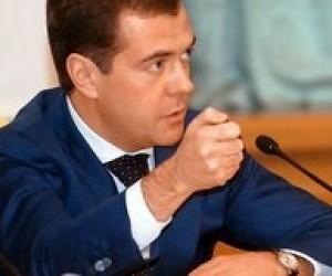 Медведев прочитает лекцию студентам КНУ им. Шевченко