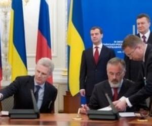 Украина и РФ подписали Соглашение о развитии научно-образовательного сотрудничества