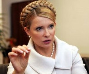 Тимошенко заявила, что из-за Табачника исчезнут села