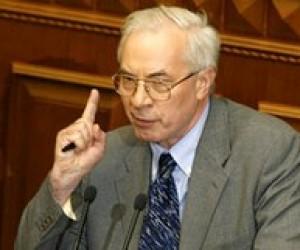 Азаров объяснил, может ли быть уволен министр образования Дмитрий Табачник