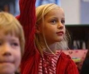 В Киеве продолжается прием детей в первые классы