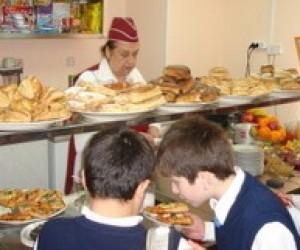 Организация питания в киевских школах контролируется столичной администрацией