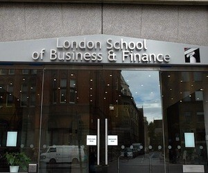London School of Business and Finance (Великобритания, Канада)